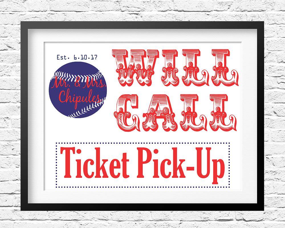 baseball-wedding-signs